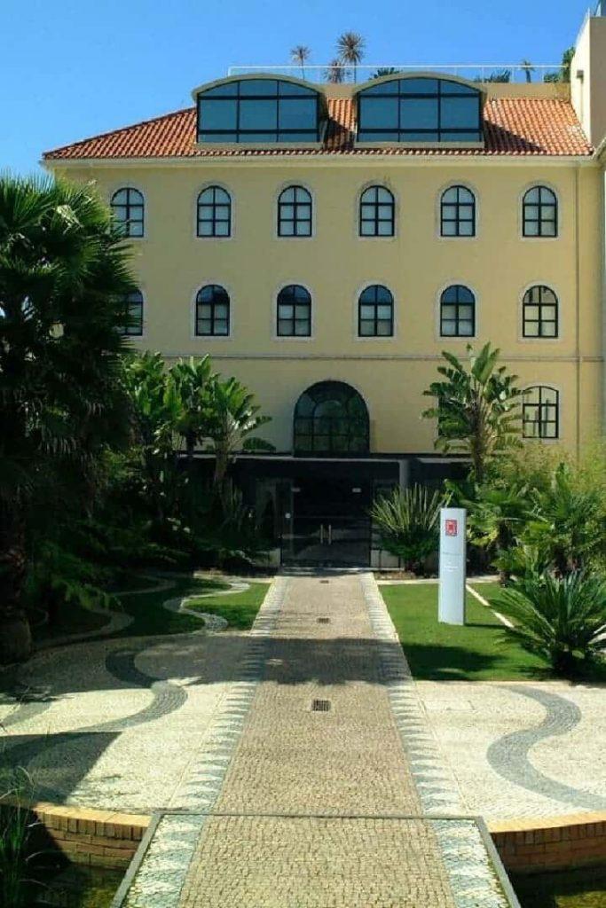 CCCM - Museu Entrada