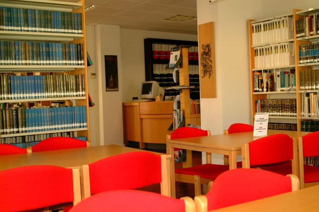 CCCM - Biblioteca